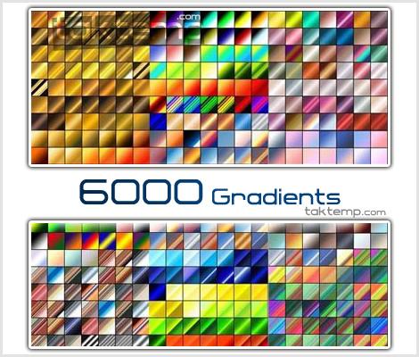 6000-Gradients