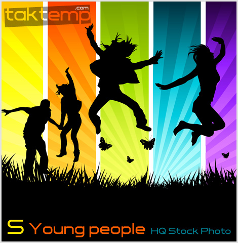 Young-people-HQ-Stock-Photo