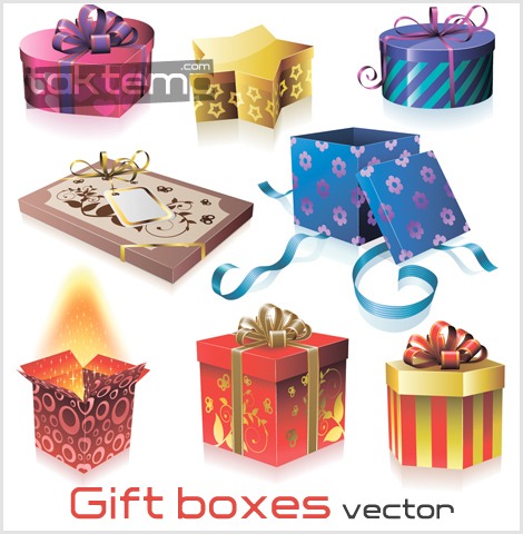 gift-boxes-vector