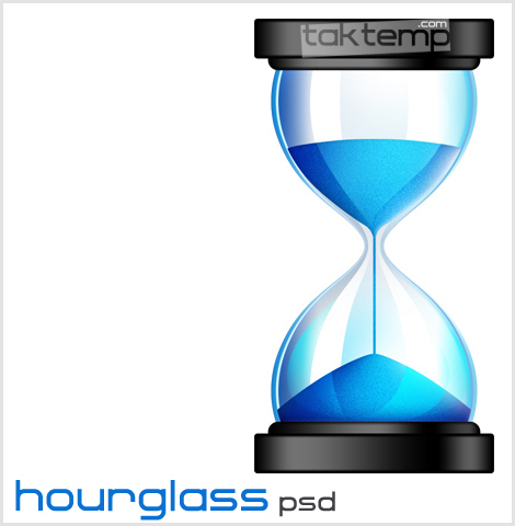 hourglass-psd